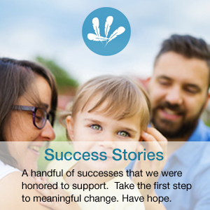 family counselling success stories