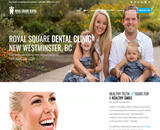 cosmetic dentist New Westminster